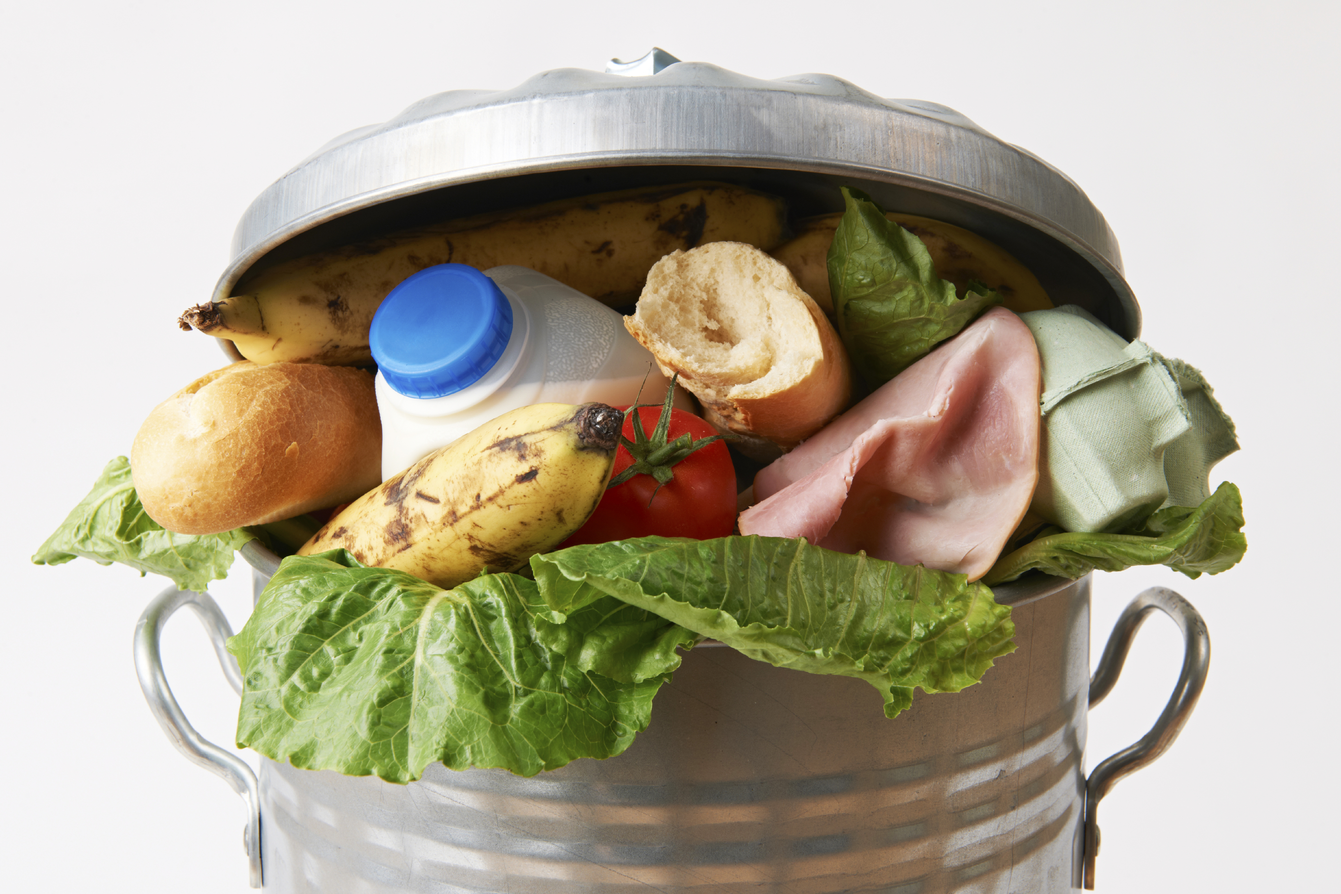 food waste-personal finance