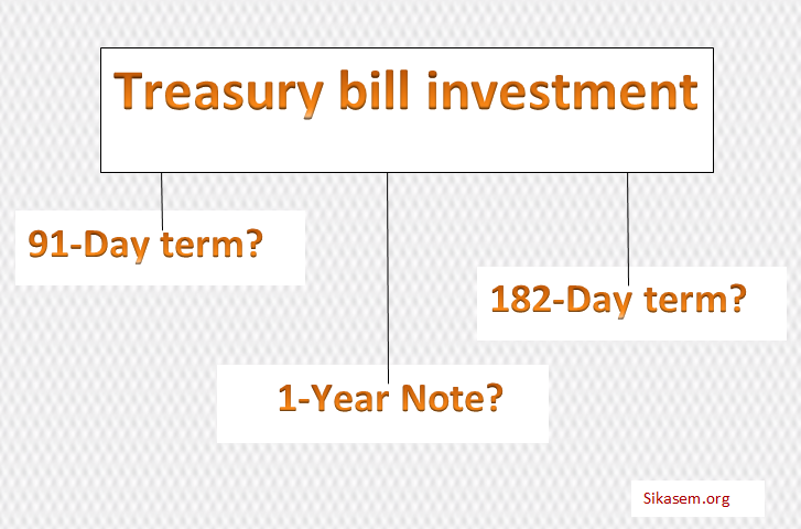 treasury bill investment