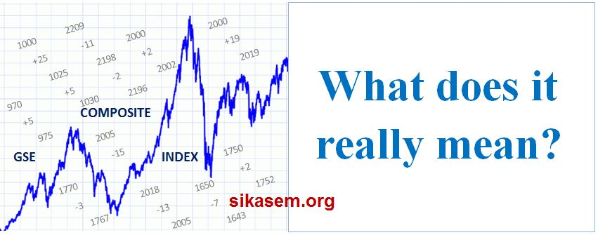 GSE composite index_sikasem.org