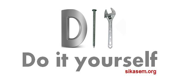 DIY _do it yourself